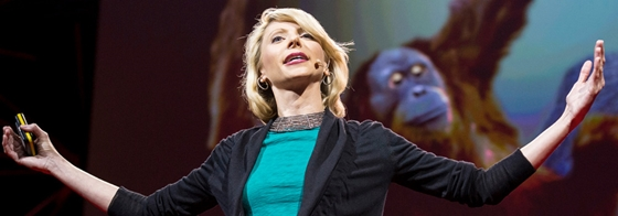 Dr. Amy Cuddy előad a TED-en