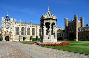 Trinity College, Cambridge