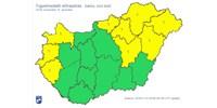 Több megyében nagy a köd, figyelmeztetést is kiadtak