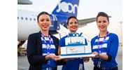Mackónacis személyzettel vinné Párizsba a 35 év alatti magyarokat az új légitársaság