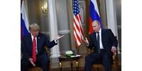 Trump: felmondjuk a nukleáris erőkről szóló megállapodást