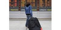 Kieső és többet késő járatok, zsúfoltság, tényleg ez a jövő vár a repülőgéppel közlekedőkre?