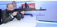 Lézerfegyver és elfoghatatlan robotrepülő – bevetésre kész Putyin szuperarzenálja