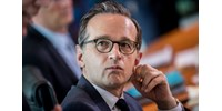 Vegye fontolóra a következményeket - üzeni a nukleáris megállapodást felmondó Trumpnak a német külügyminiszter