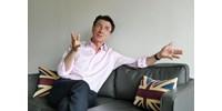 Jó ebédhez szól a nóta – a brit nagykövettel