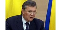Kórházba került Janukovics