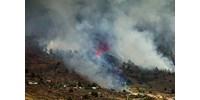 Videó az első tüzekről a Kanári-szigeteki vulkánkitörés után