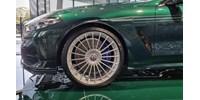 Ha túl lassú a BMW M8: beültünk a 324 km/h-ig gyorsuló új Alpina B8-ba