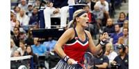 Egyetlen meccs választja már csak el Babost a US Opentől