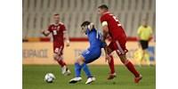 Visszavágtak a pesti vereségért: Görögország-Magyarország 1-0