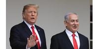 Trump beváltotta az Izraelnek tett ígéretét
