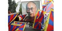 Tibeti önégetés a kommunista elnyomás ellen