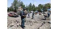 Légicsapásban meghalt az afganisztáni tálibok egyik magas rangú parancsnoka