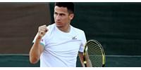 Balázs Attila is második körös a Roland Garroson
