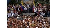 """""""Sajnos eljöttek értem"""" – őriztbe vette a hírszerzés Guaidó jobbkezét"""