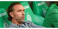 Bundesliga-edző lett a Fradi korábbi trénere