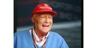 Niki Lauda videóban üzente meg, hogy hamarosan visszatér