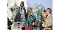 Doppingolt lóval nyert a Kishuszár Vágta győztese