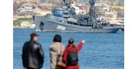Ukrán hajókra kezdtek tüzelni az oroszok, többet el is foglaltak