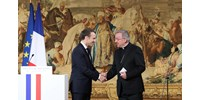Pápai nunciust vádolnak szexuális zaklatással
