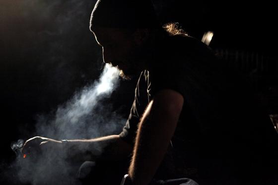 hagyja abba a dohányzást, majd sportoljon csendes annak, aki leszokott a dohányzásról