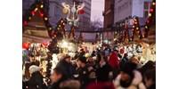 Karácsonyi vásár Bécsban és a budapesti Vörösmarty téren: melyik a drágább?