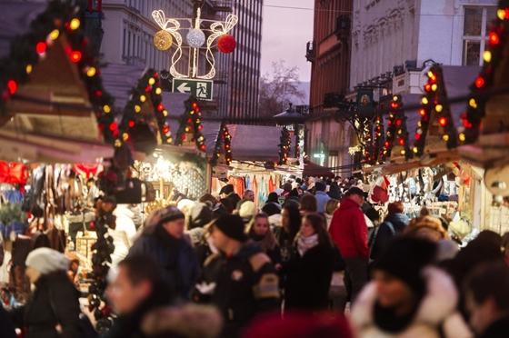 Karácsonyfamustra Bécsből - Bécsi fekete