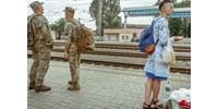Ukrán hadiállapot: behívták kiképzésre a tartalékosokat