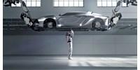 A jövő autógyára: a Terminátorok köztünk lesznek