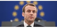Közös európai hadsereget akar Macron