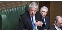 """""""Ostoba szenteskedő törpe"""": John Bercow, a brit parlament popsztárja"""