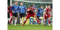 Magyarország-Észtország 1-0 - élő