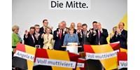Jönnek a német választások, de nagyon nem elégedettek a szavazók