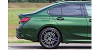 Kémfotókon a hamarosan megújuló 3-as BMW