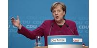 Merkel: Németország támogatja az Oroszország elleni uniós szankciók meghosszabbítását