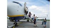 Hat városba indít új járatokat Budapestről a Ryanair