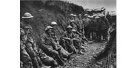 Egyvalaki még üvöltve fetreng - az első világháború a kortársak szemével