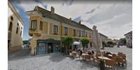 Teljesen tönkremehet Szentendre egyik legszebb épülete
