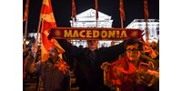 Gondban van a macedón kormány, mióta fő témájuk Budapestre szökött