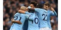 Idegenben nyert a címvédő Manchester City