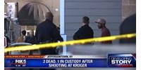 Lövöldözés volt egy élelmiszerboltban Kentuckyban, ketten meghaltak