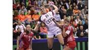 Hat góllal verte a horvátokat a női kéziválogatott