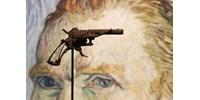 Elárverezték a művészettörténet leghíresebb fegyverét