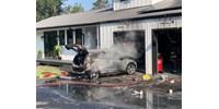 Megkérték a tűzveszélyes elektromos Chevrolet tulajokat, parkoljanak 15 méterre másoktól