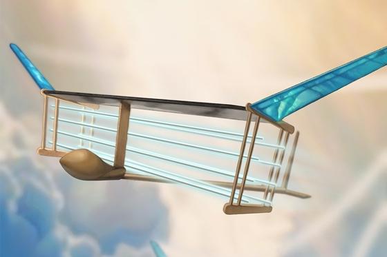 """Képtalálat a következőre: """"A Massachusettsi Műszaki Egytem kutatói egy olyan megoldást fejlesztettek ki, ami nemcsak környezetbaráttá, de némává is teszi a repülőgépeket."""""""