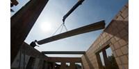 Néhány okos trükkel nagyot lehet gyorsítani a ház felépítésén