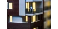 Kétszer annyi ideig gürizhet egy fővárosi fiatal egy lakásért, mint egy észak-magyarországi