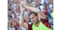 Totti szakít a Romával