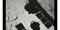 Fekete szemcséket tartalmaz Hajabusza-2 űrszonda kapszulája