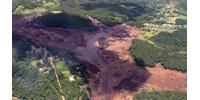 Még mindig több száz embert keresnek a brazíliai gátszakadás helyszínén